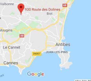 930 route des dolines, 06560 Valbonne, France